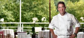 An unforgettable dinner: Martin Berasategui