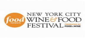 Paseando.. en el Food Network NYC  Wine and Food Fest