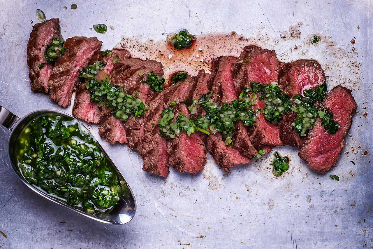 beer-marinaded-grilled-skirt-steak-with-cilantro-gremolata-1